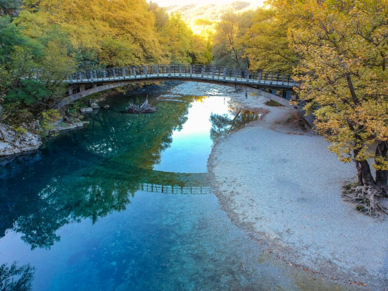 Join Us To The Voidomatis Gorge Hiking Tour From Klidonia Village - Ioannina