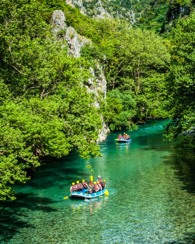 Join Us To The Voidomatis River Rafting Tour From Klidonia Village Ioannina 94