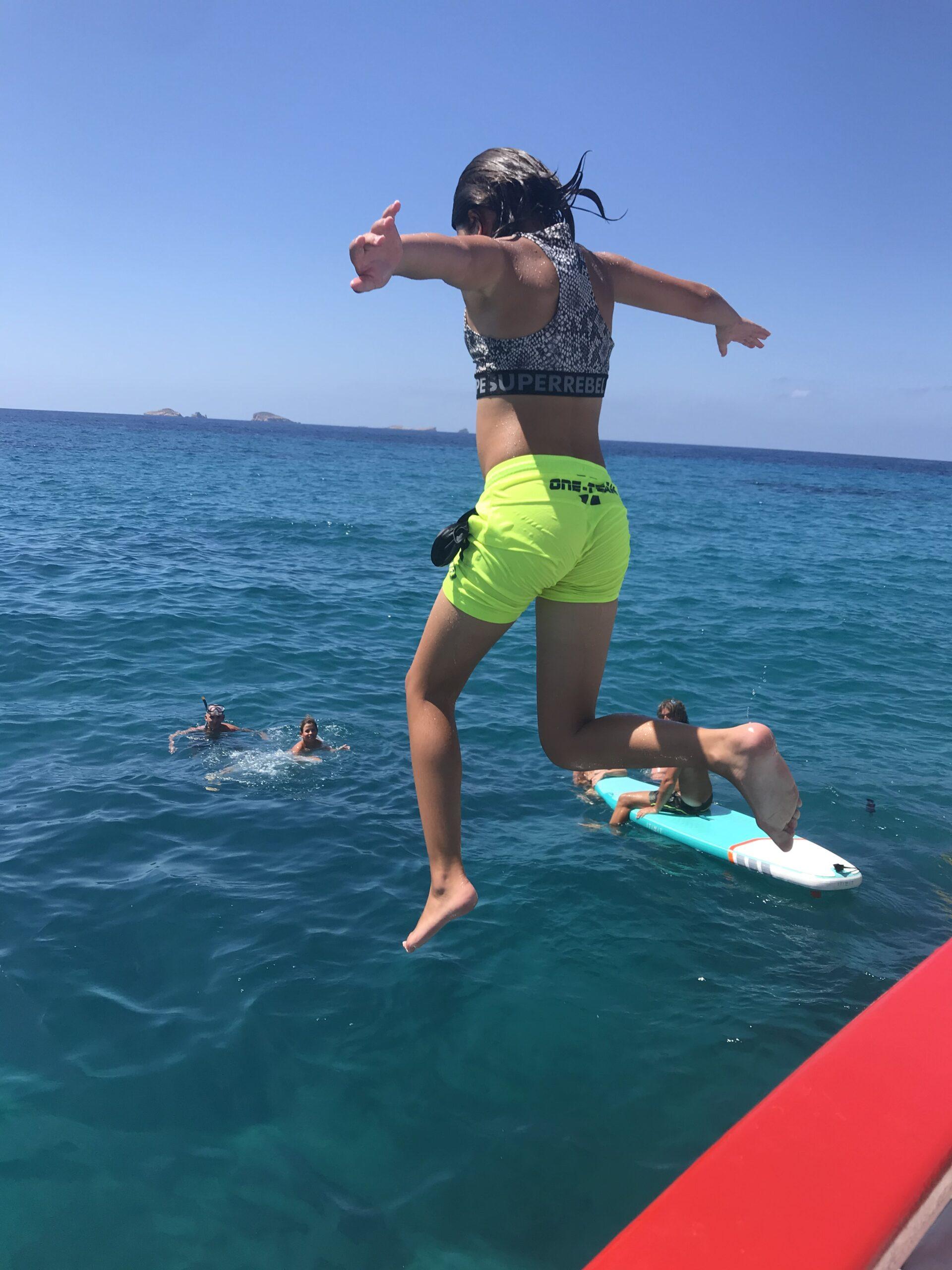 Ibiza Sailing Tour