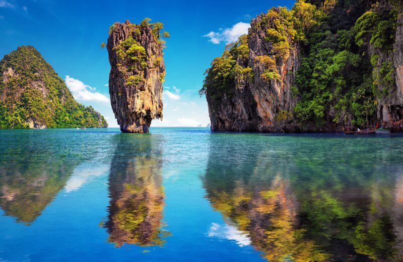 Marvel The Beautiful Landscape Of Phuket