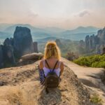 Marvel The Breathtaking Views Over Meteora On The 6 Day Classic Greece Self- Driving Adventure Package Tour