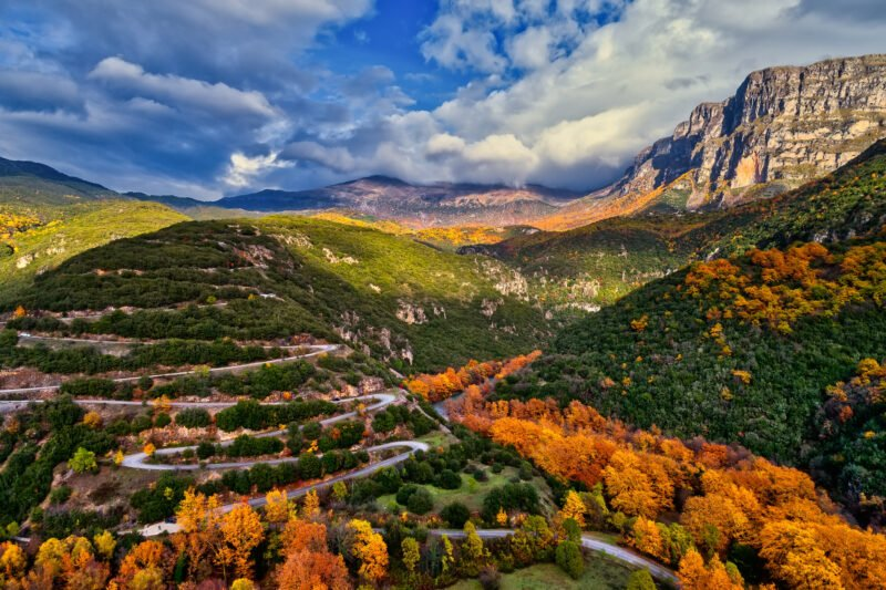 Marvel The Extraordinary Nature On The Vikos Gorge Hiking Tour From Monodendri Village - Ioannina