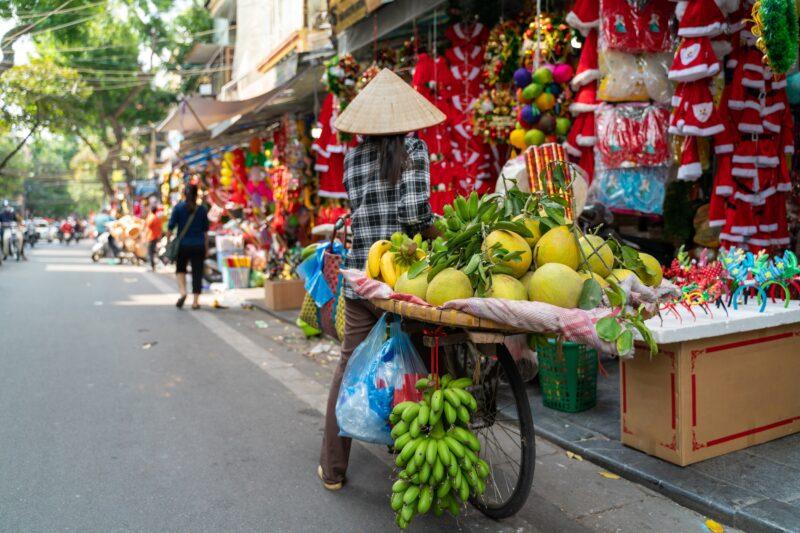 Marvel The Streets Of Hanoi's Old Quarter
