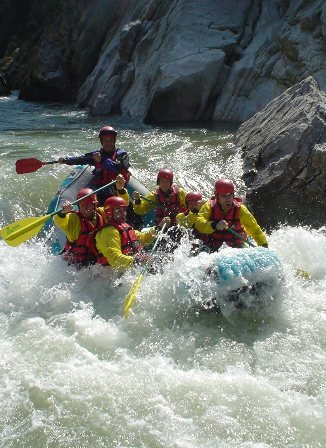 Ride The Falls Of Lousios River On The Lousios River Rafting Tour From Vlachorraptis Village_99
