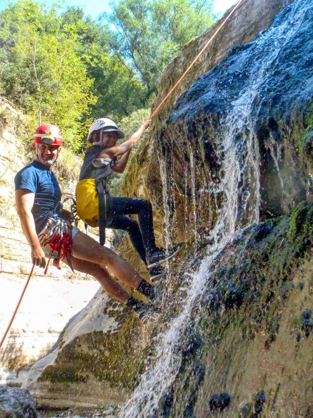 Rogkovos ‎canyoning Adventure Tour From Papigko Village - Ioannina_94