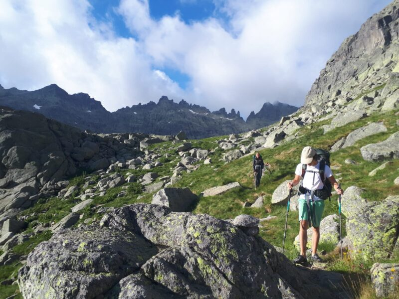 View Green Hills In Our 2 Day Hike And Camp In Sierra De Gredosdiscover Unique Wildlife In Our 2 Day Hike And Camp In Sierra De Gredos