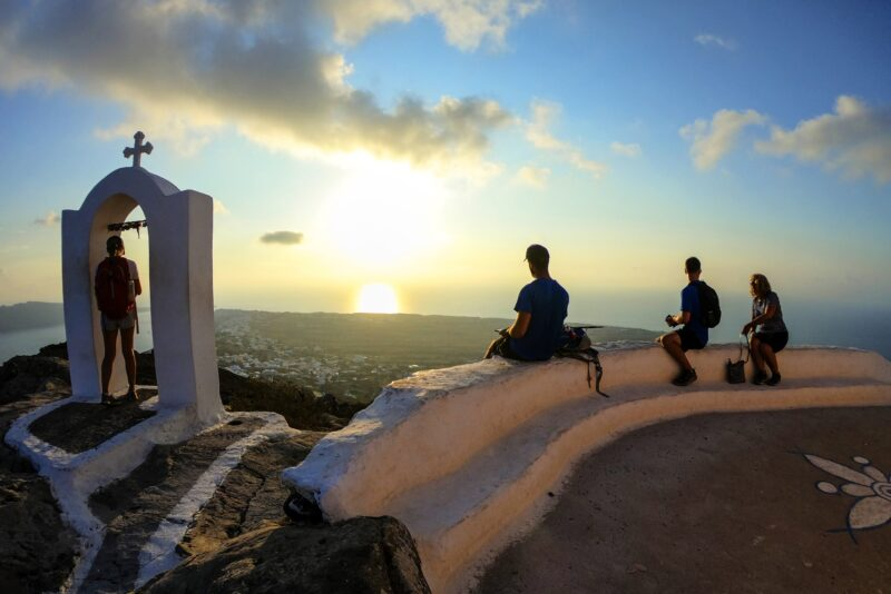Sit Back And Relax On The Caldera Hike & Sunset Tour In Santorini_92