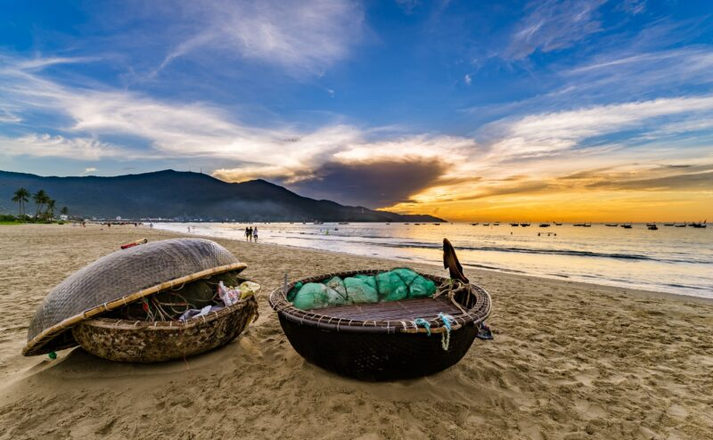 Start Your Day With A Stress Relief Yoga, And Then Take Your Time To Explore Da Nang's Beaches