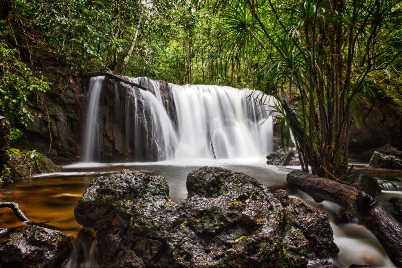 Suoi Tranh Waterfall In Phu Quoc