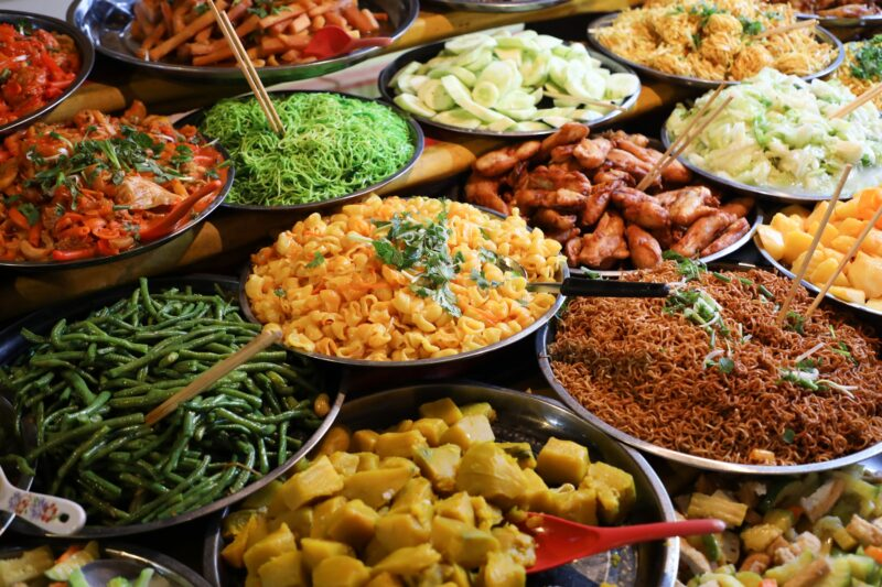 Try Delicious Food On The Golden Triangle Of Indochina 10 Day Package Tour (vietnam - Laos - Cambodia)