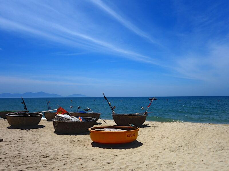 Use The Free Day To Explore Hoian Beach