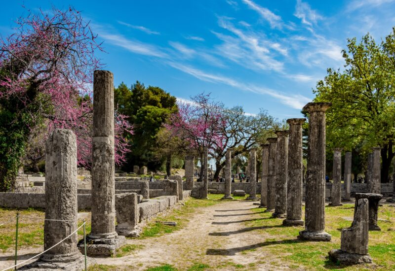 Visit The Ancient Site Of Olympia On The 6 Day Classic Greece Self- Driving Adventure Package Tour