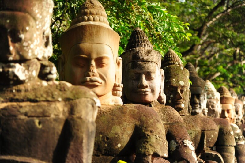 Visit The Famous Angkor Wat Temple