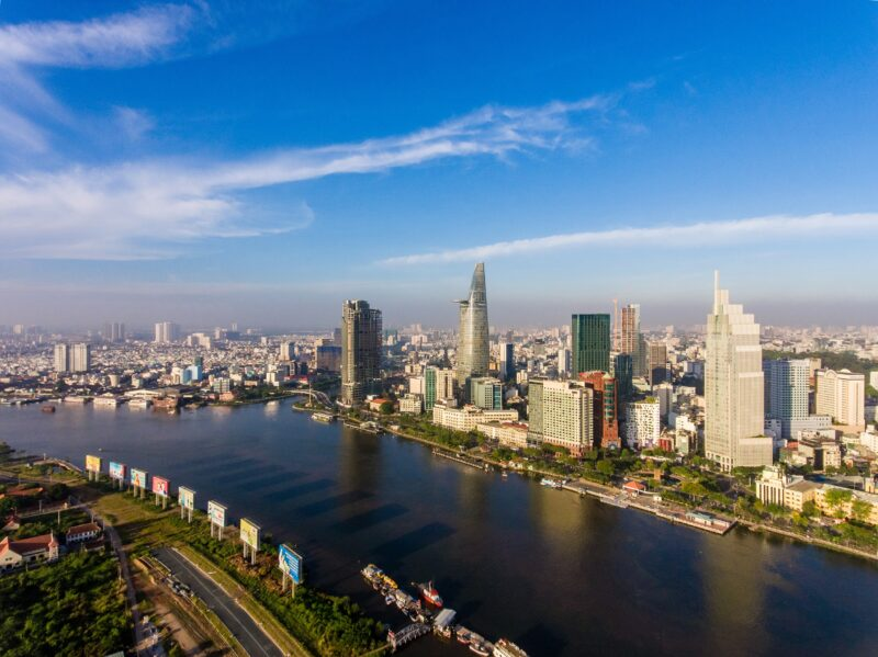Welcome In Ho Chi Minh City