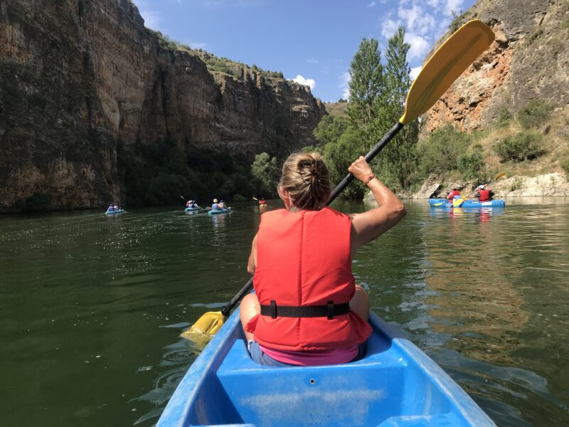 Amazing Activity For All Family In Our Segovia Kayaking Adventure