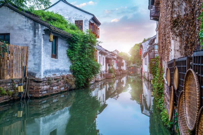 Amazing Boat Ride In Our Suzhou Private Day Tour 1