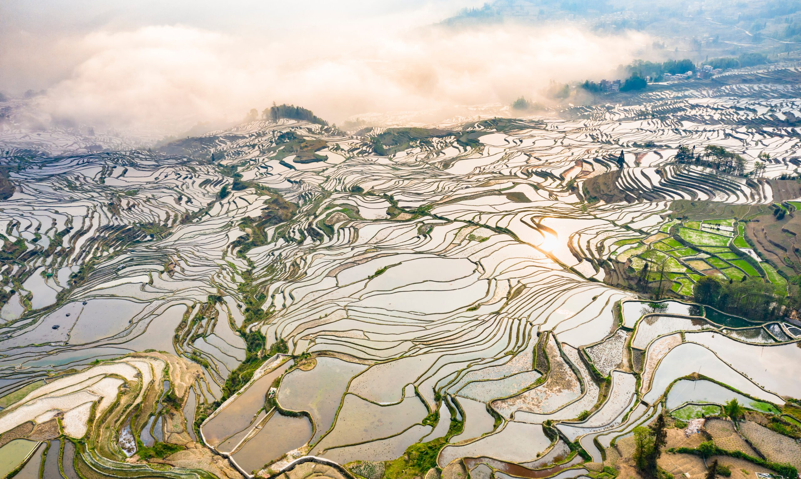 Beautiful Scenery In Our Jianshui And Yuanyang Hani Rice Terraces 3 Day Package