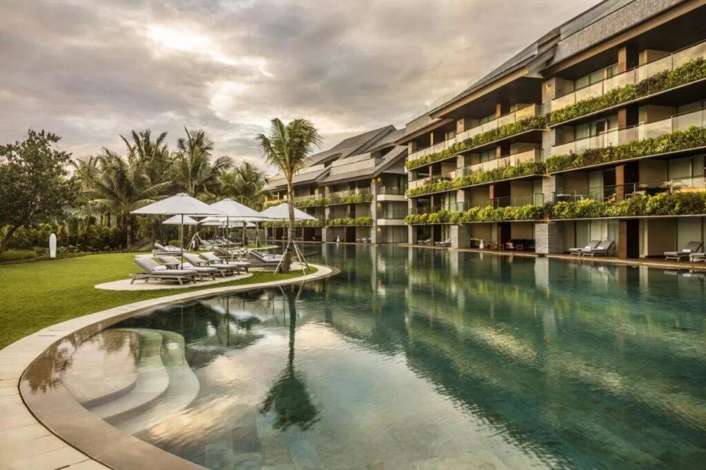 Infinity Pool Bali Hotel