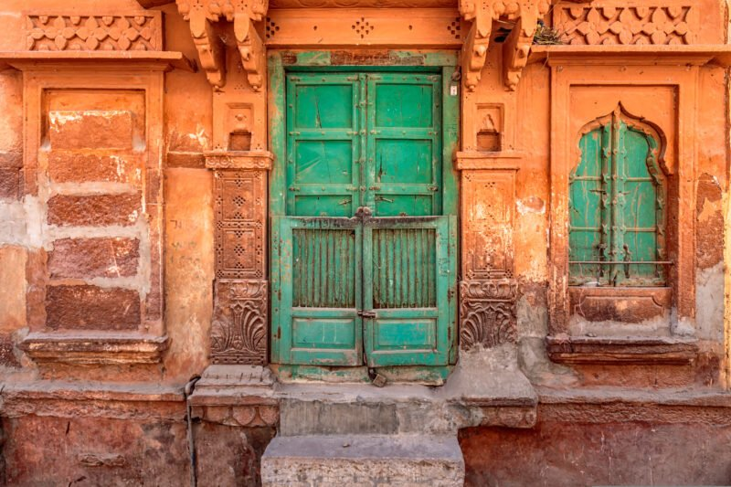 Discover Blue City Of Jodhpur In Our 5 Day Best Of Rajasthan Including Taj Mahal