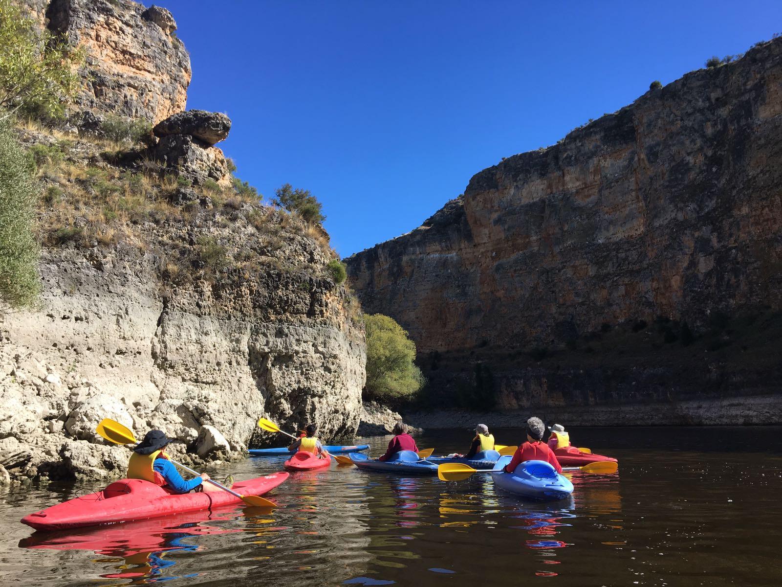 Discover Duratón River In Our Segovia Kayaking Adventure