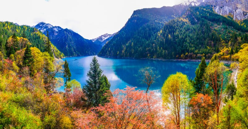 Discover Jiuzhaigou Valley In Our Jiuzhaigou Valley 3 Day Package