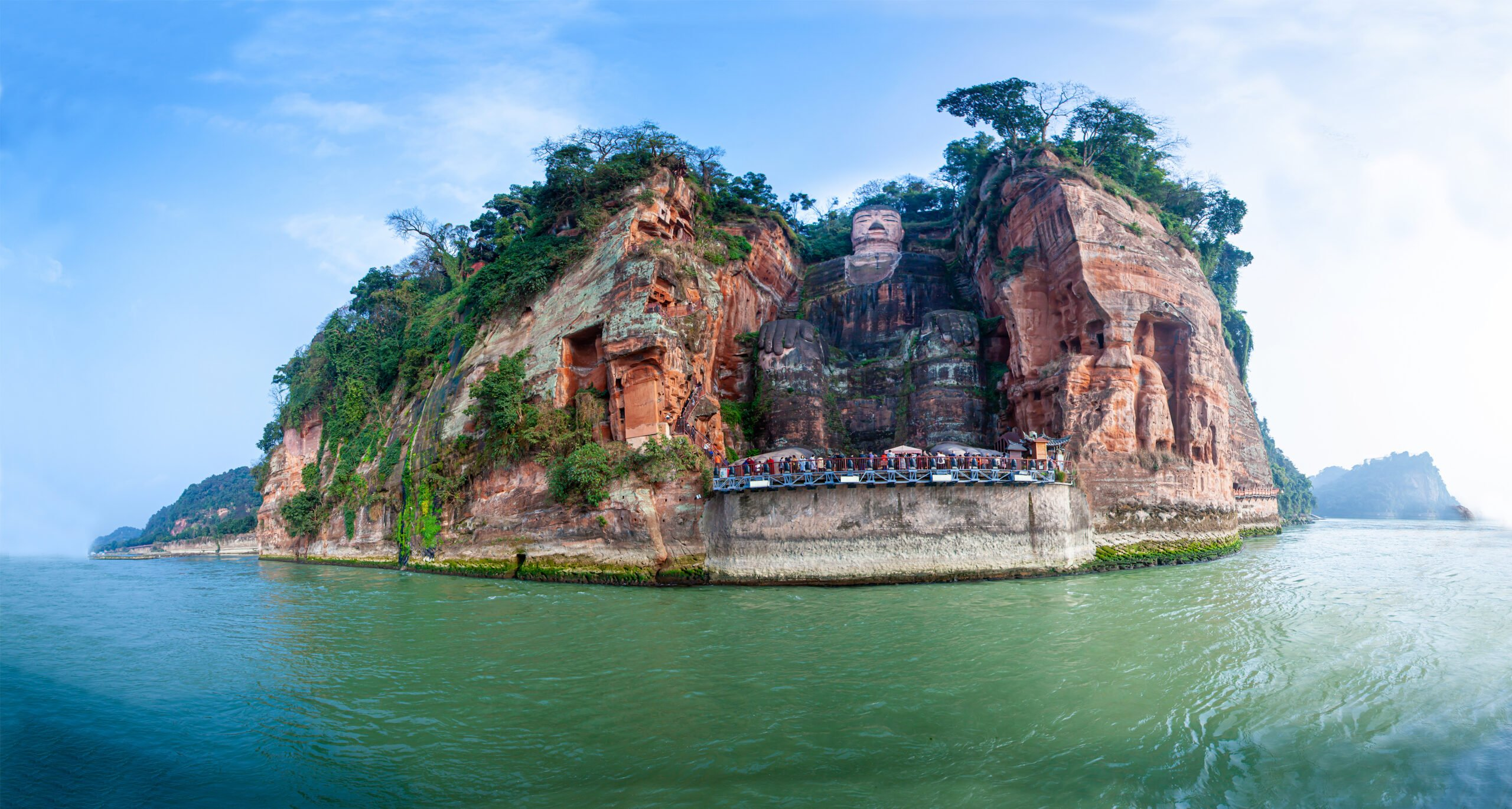 Discover Leshan In Our Leshan Giant Buddha And Luocheng Ancient Town Private Tour