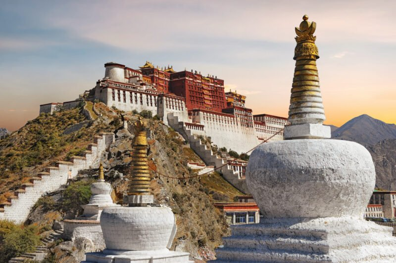 Discover Lhasa In Our In Our China Private Impression 14 Day Package