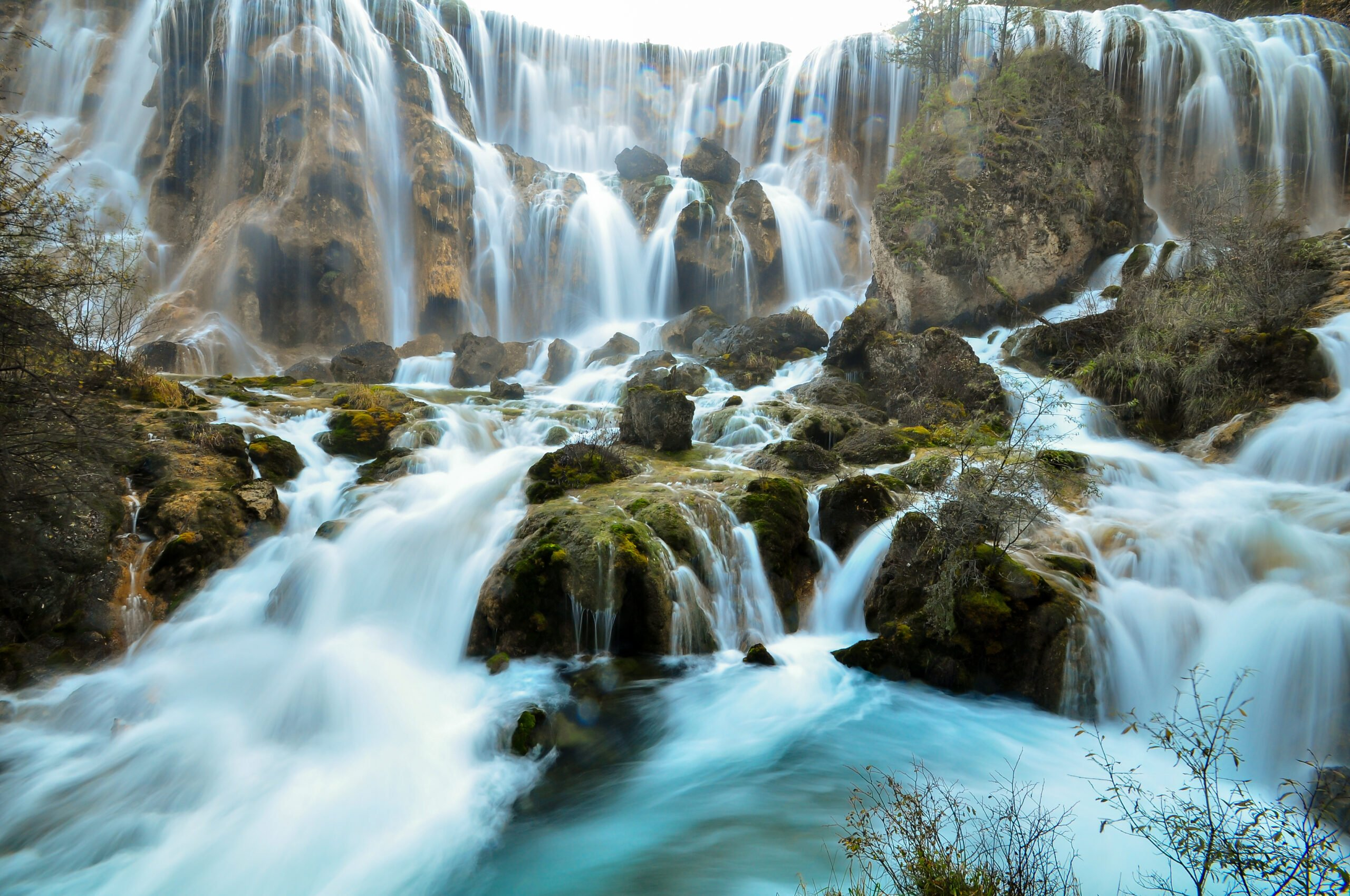 Discover Shuzheng Waterfall In Our Jiuzhaigou Valley 3 Day Package