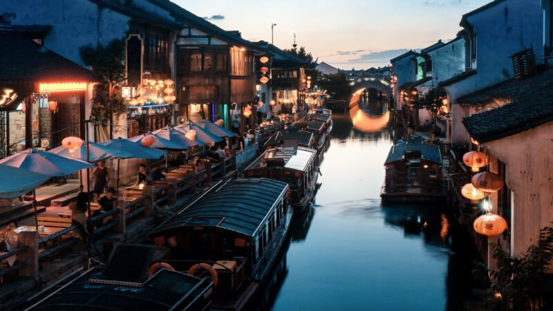 Discover The Venice Of The East In Our Suzhou Private Day Tour