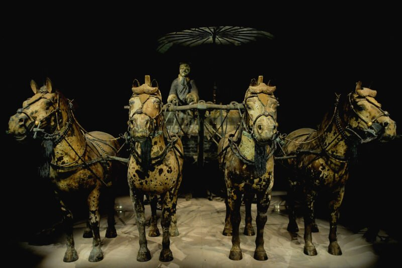 Discover The Amazing Terracotta Warriors Army In Our Best Of Silk Road 10 Day Tour