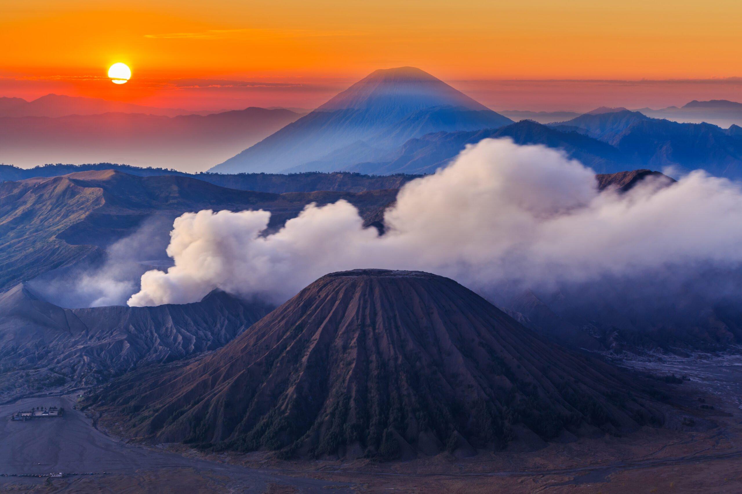 Mount Bromo - Mountain in Indonesia - Thousand Wonders