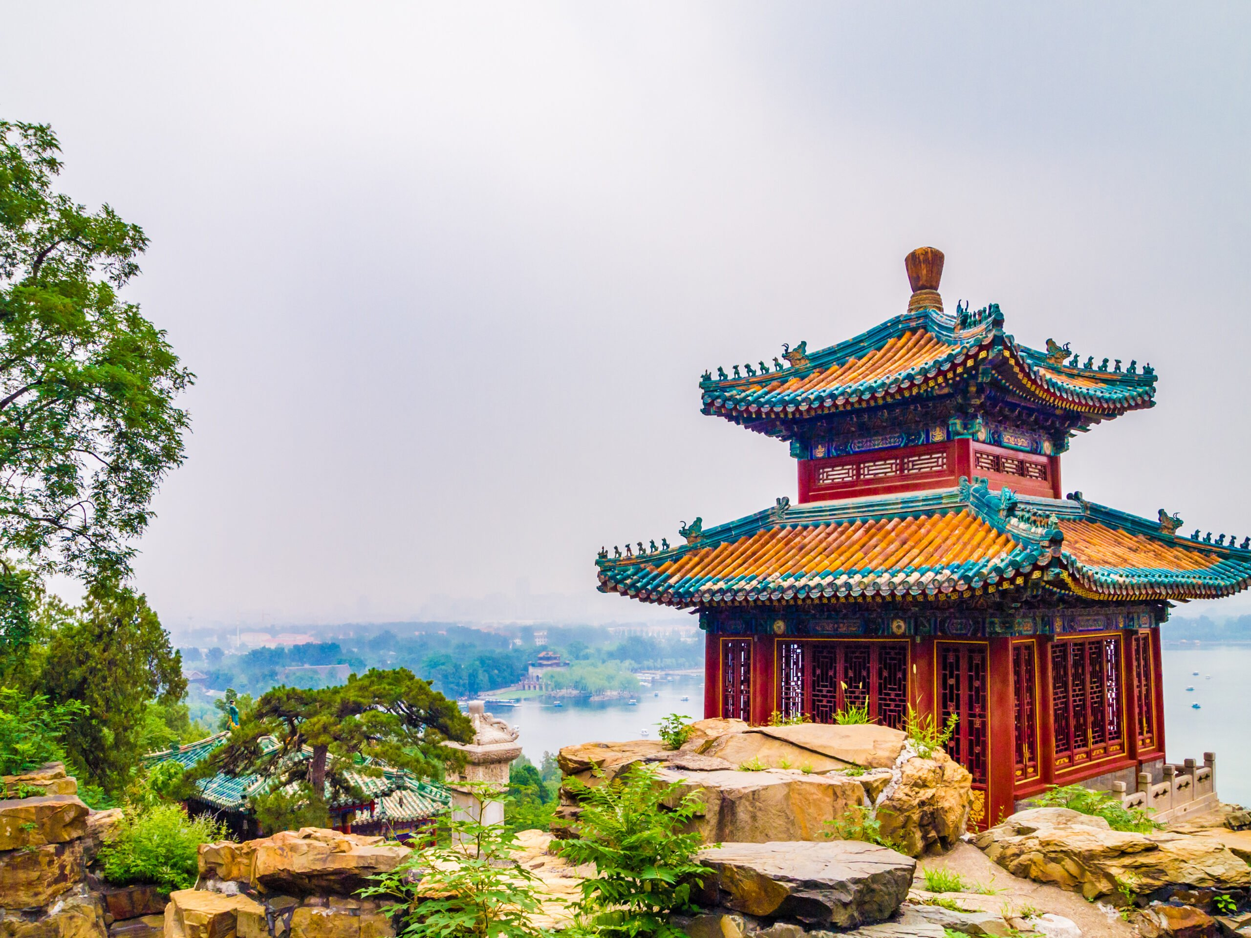Discover The Ancient Summer Palace In Our China Express 7 Day Package Tour