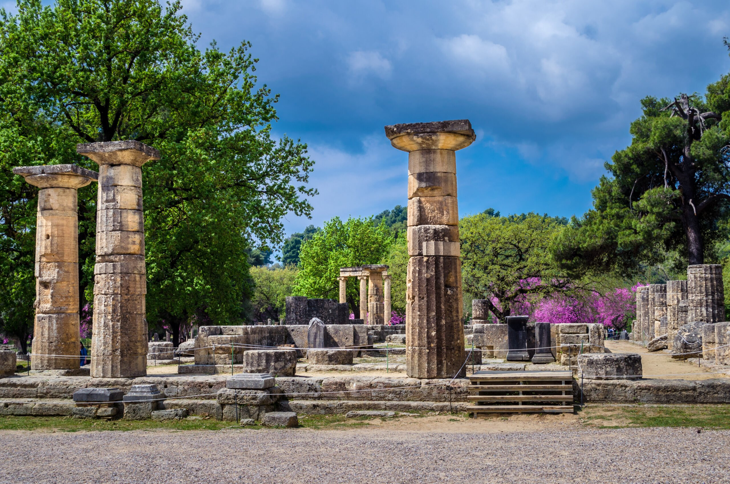 Discover The Ancient Ruins Of Olympia On The Classic Greece 6 Day Adventure Package Tour