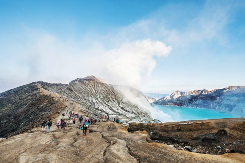 Discover The Blue Fire Of Ijen In Our Wonders Of East Java 4 Day V.i.p Tour
