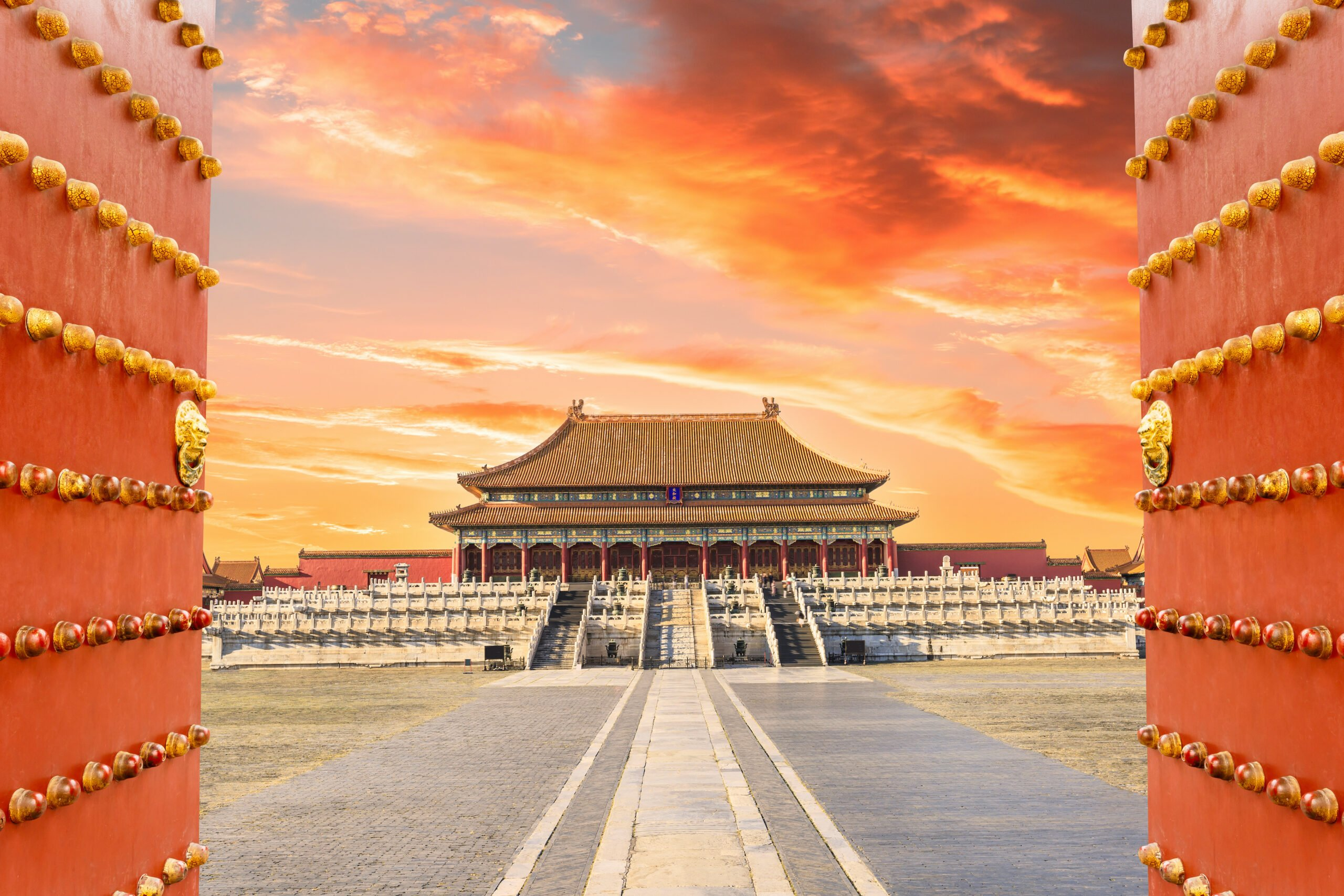 Discover The Historical Forbidden City In Our Best Of Silk Road 10 Day Tour