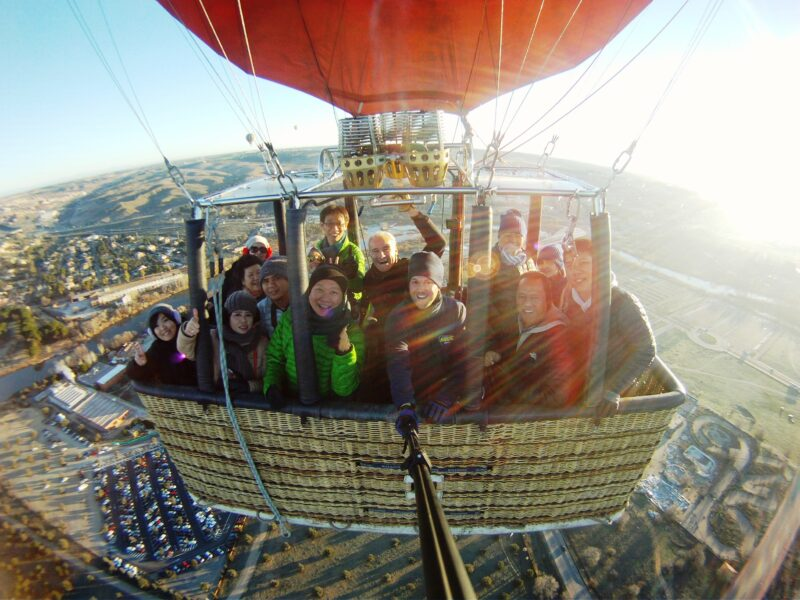 Experience The Oldest Form Of Flying Views In Our Hot Air Balloon Experience In Segovia From Madrid