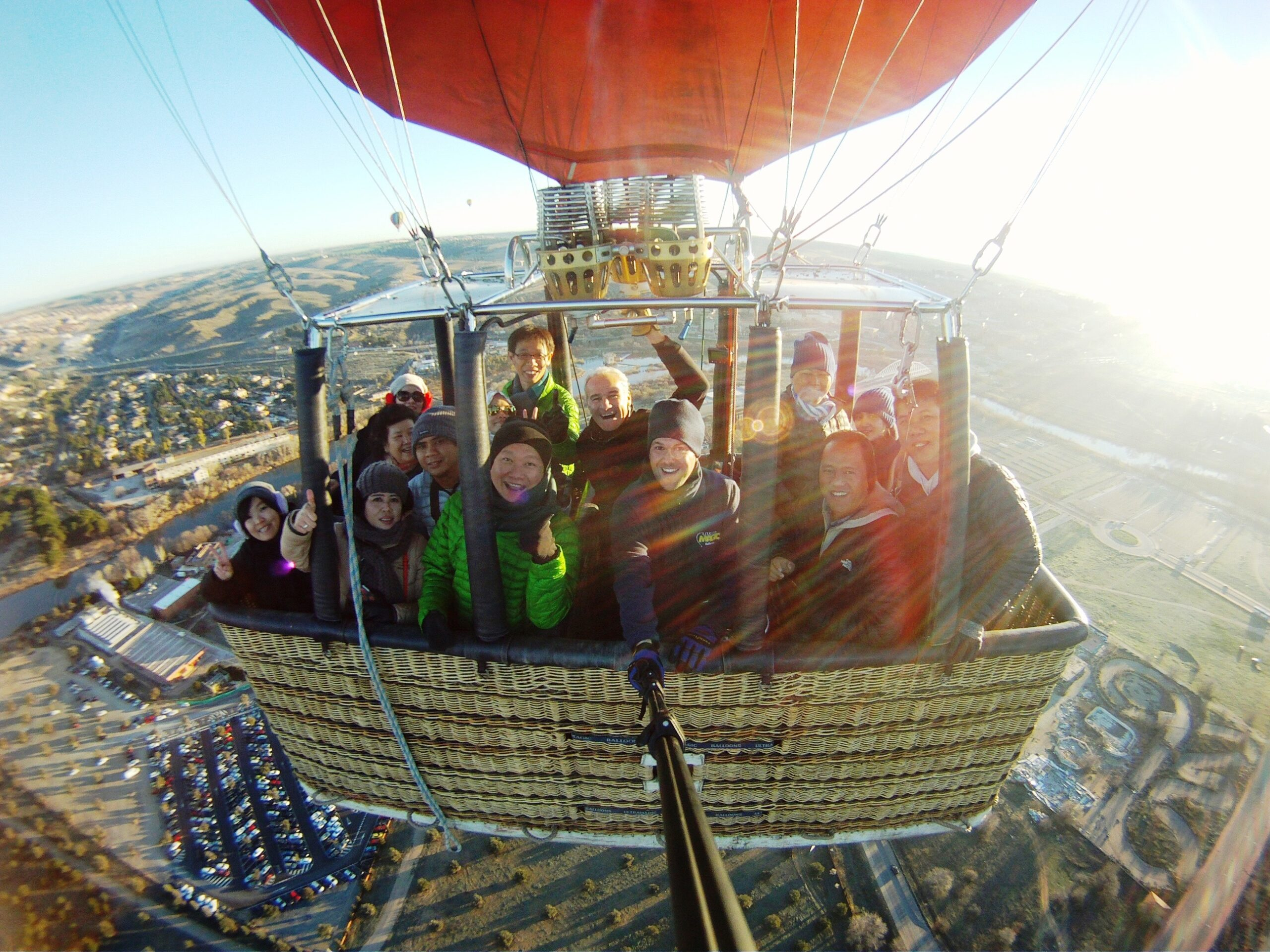 Experience The Oldest Form Of Flying Views In Our Hot Air Balloon Experience In Segovia From Madrid Scaled