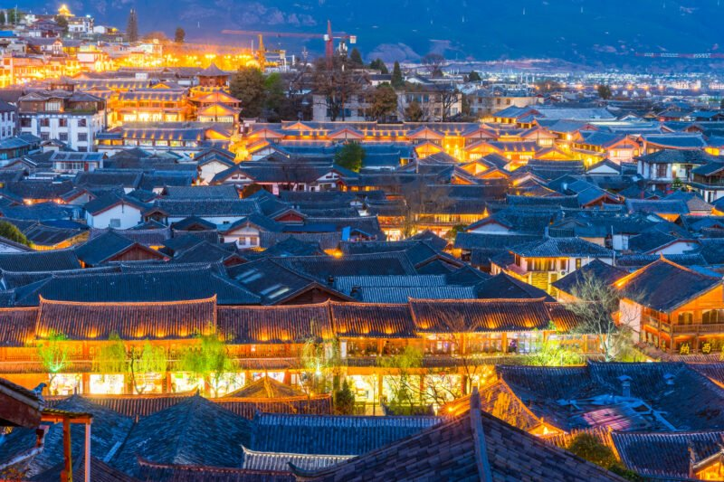 Explore Lijiang Old Town In Our 8 Day Wild Yunnan Package