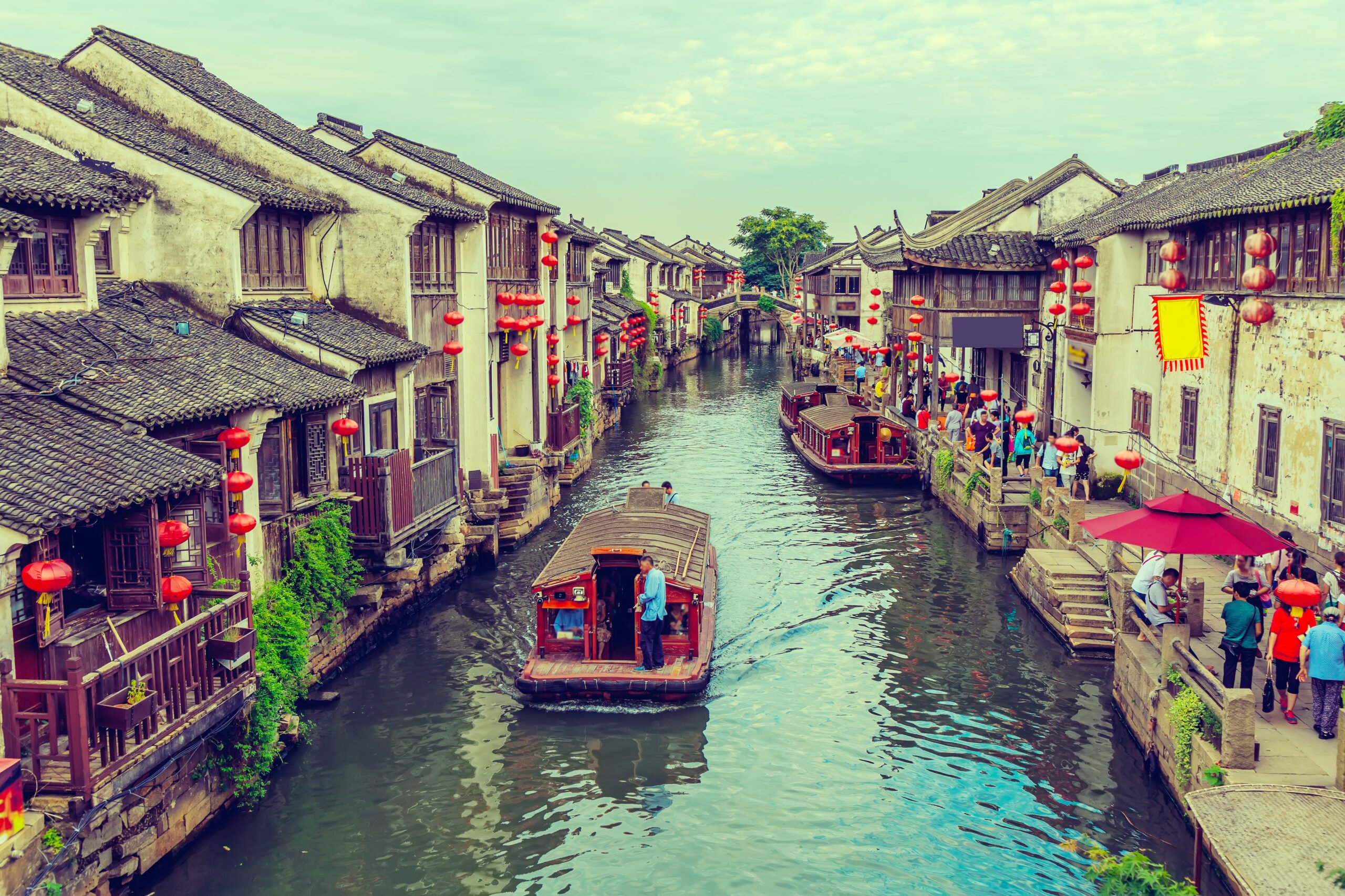 Explore Suzhou Amazing Canals In Our Suzhou Private Day Tour