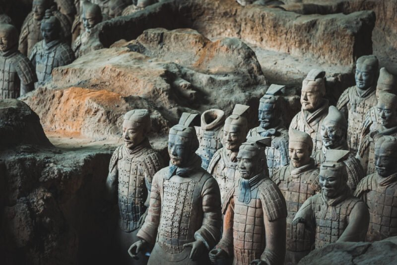 Explore Xian Terracotta Warriors Museum In Our Xi'an Private Tour