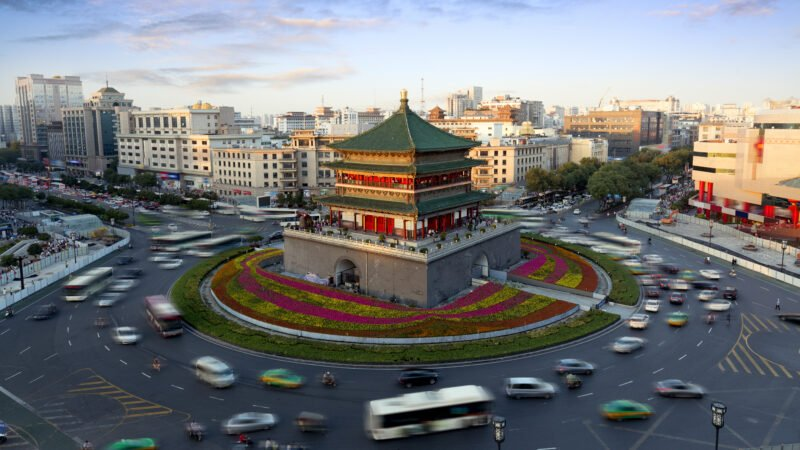Explore Xi'an City In Our Xi'an Private Tour