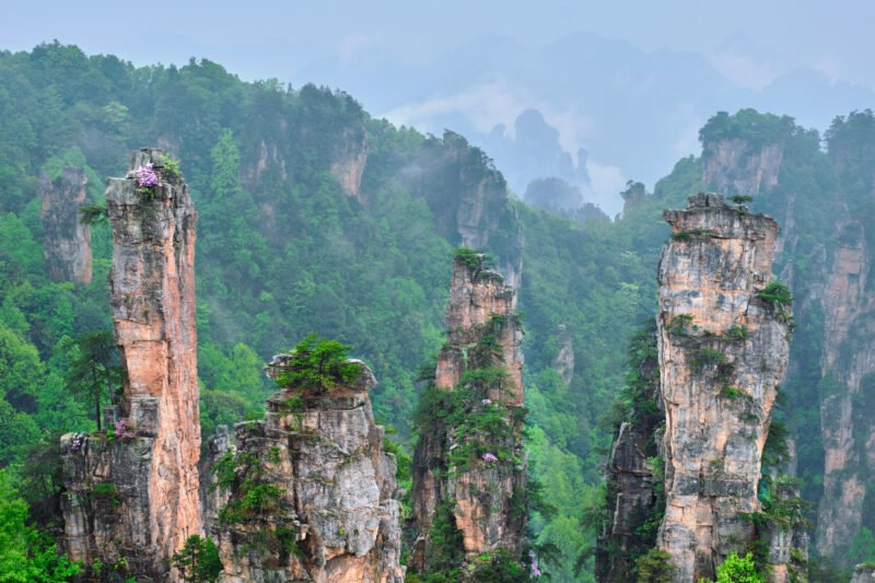 Explore Zhangjiajie National Park In Our China Private Impression 14 Day Package
