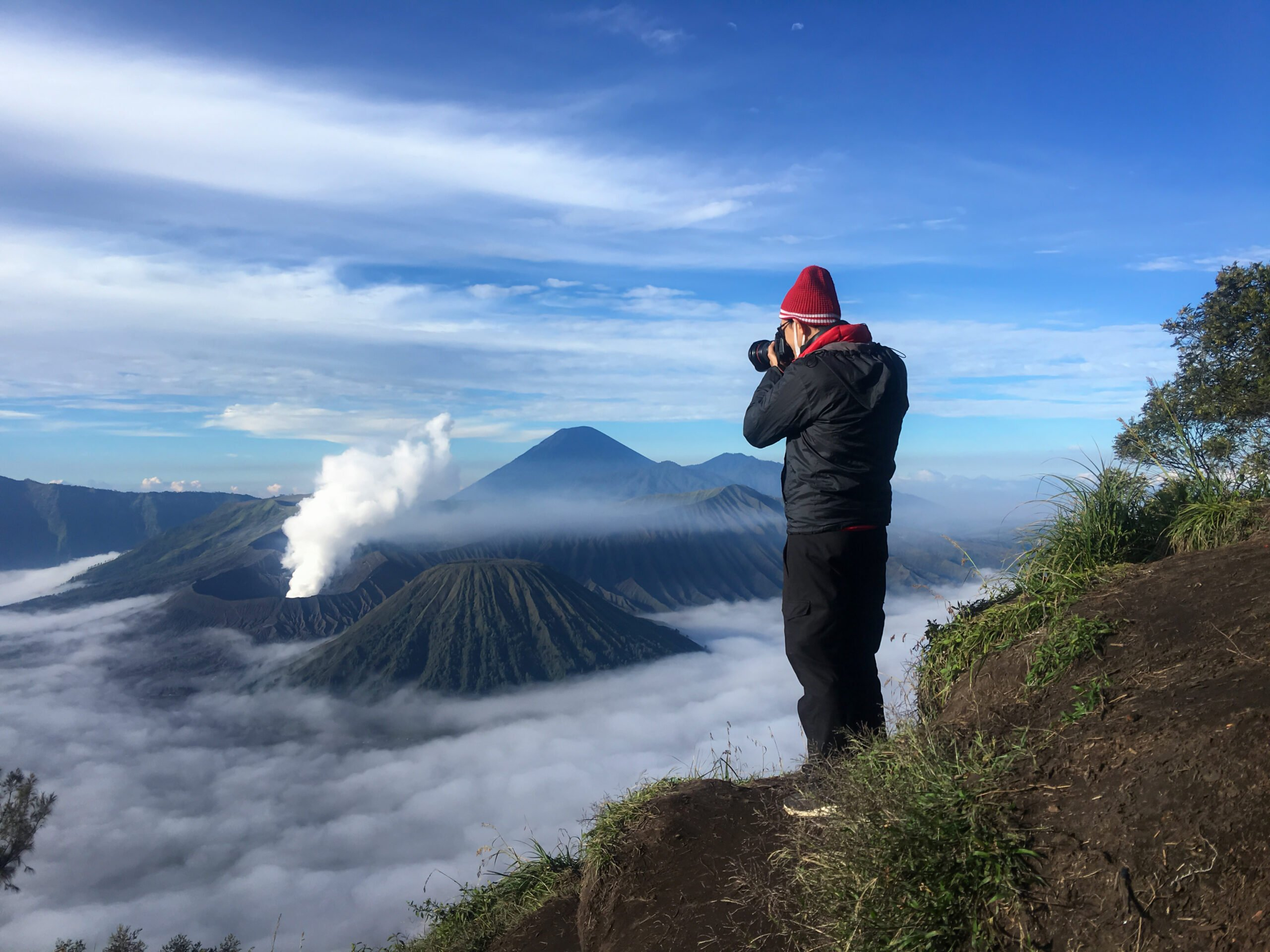 Explore East Java Stunning Views In Our Mount Bromo Midnight Tour