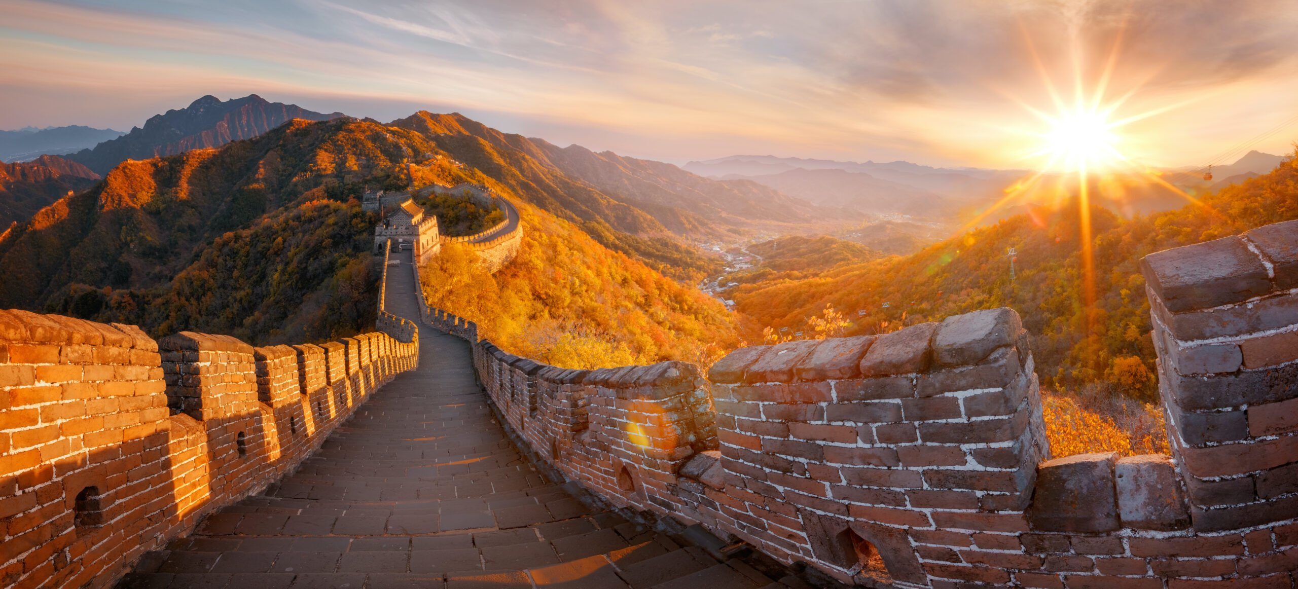 Explore The Amazing Chinese Great Wall In Our China Private Impression 14 Day Package