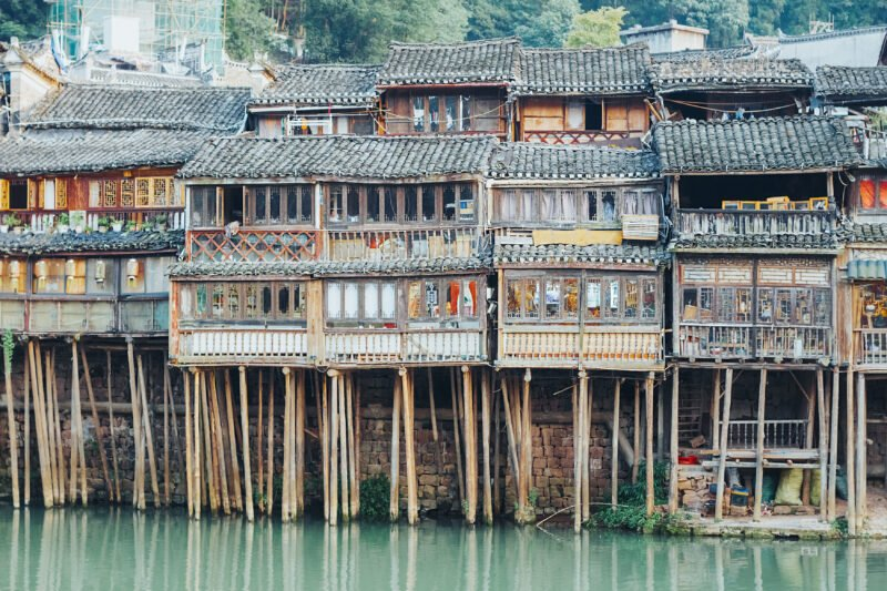 Explore The Unique Architecture Of Fenghuang In Our Zhangjiajie And Fenghuang 4 Day Package Tour