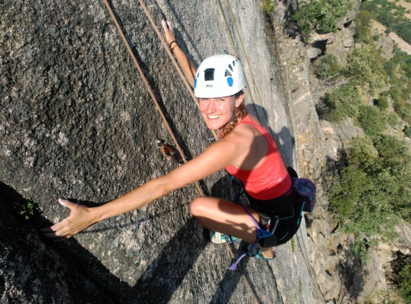 Extreme Sport In Our Guadarrama National Park Rock Climbing Tour From Madrid