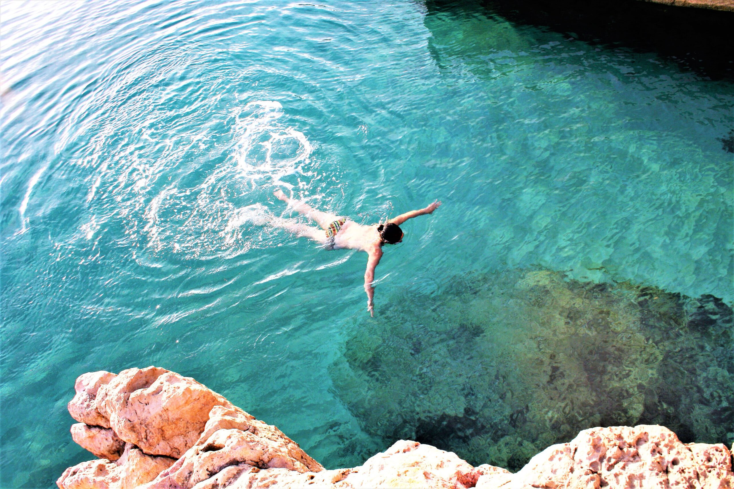 Guided Snorkelling In Our Meet The Sea - Ibiza Sailing Tour