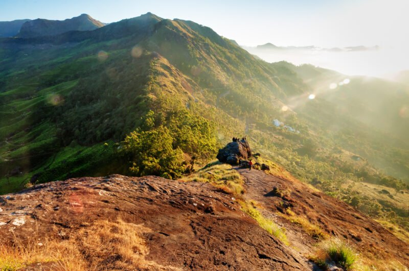 Hiking In The Amazing Nature Of Munnar In Our 5 Day Ecology & Culture Tour Of Munnar