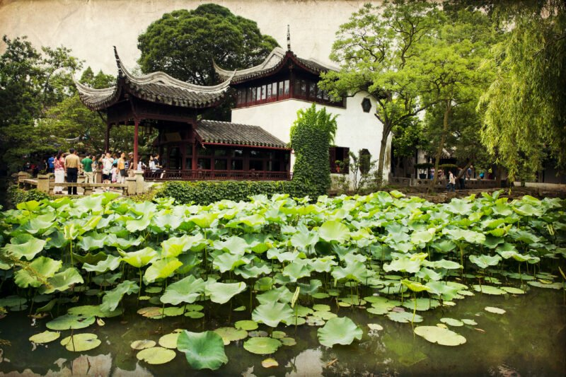 Learn About The History Of Suzhou That Was The Capital Of Wu Culture 800 Years Ago And Is One Of China's Leading Historic Cities In Our Suzhou Private Day Tour