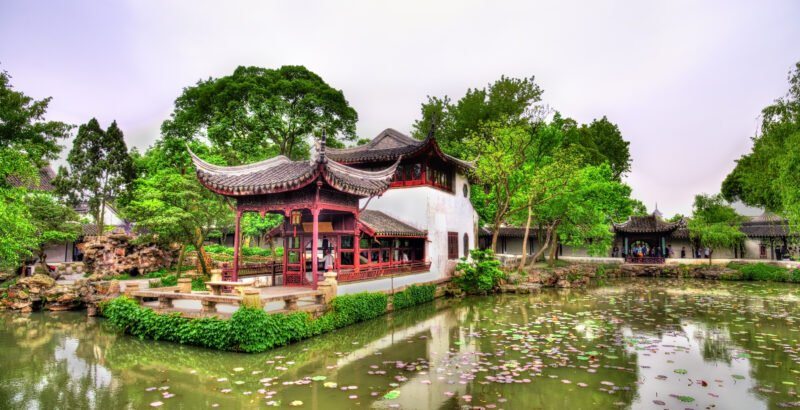 Learn About The Rich History Of Suzhou In Our Suzhou Private Day Tour